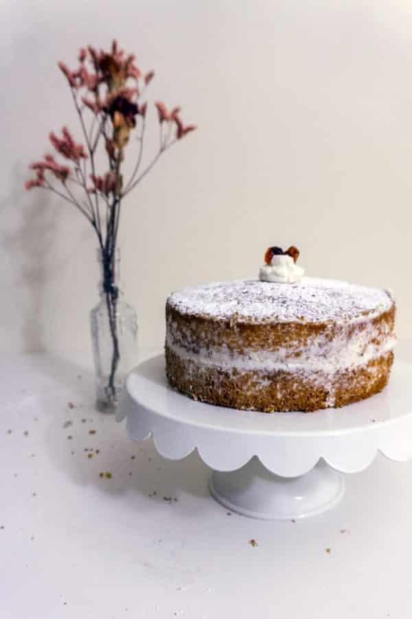 sweet cream filled soft castella