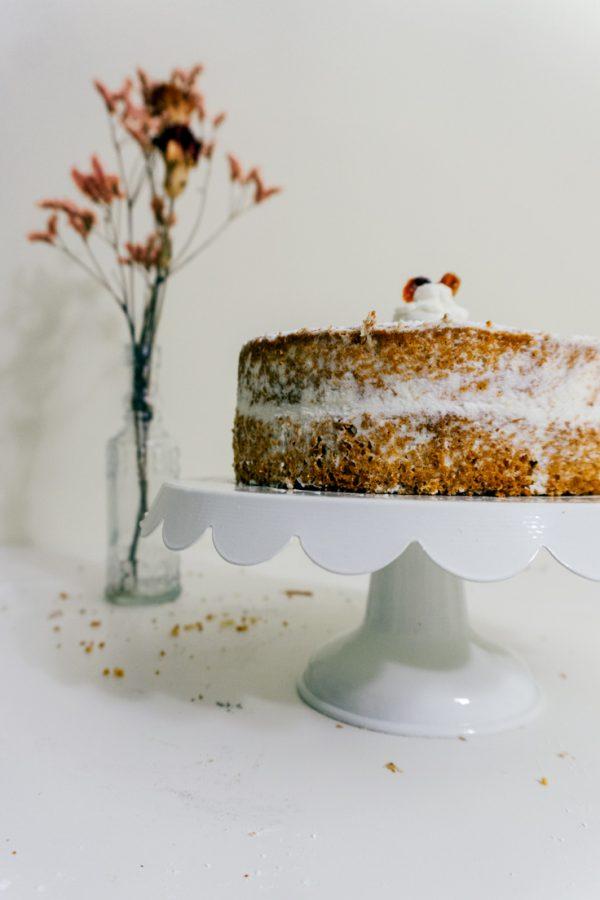 cream filled castella