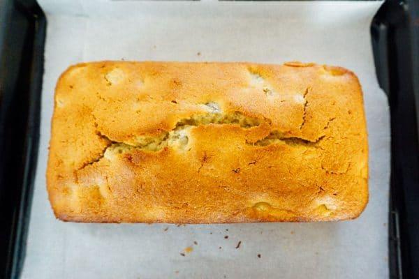 Korean sweet potato bread (goguma bread)