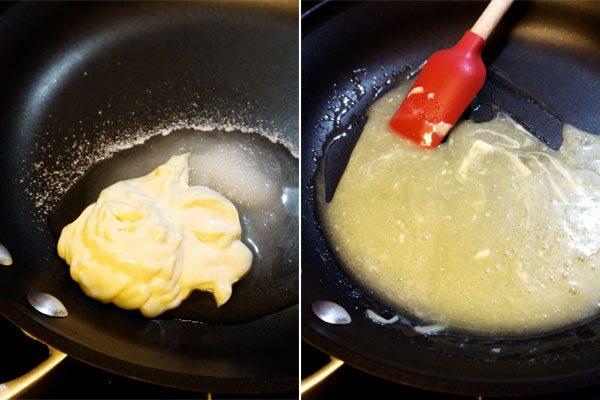 baek jong won cream shrimp