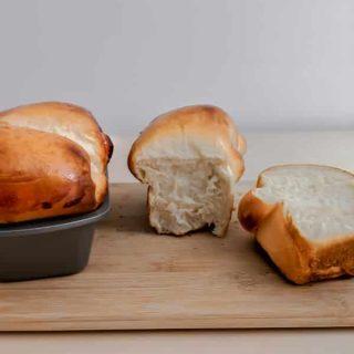 Milk Bread (Hokkaido Milk Bread)