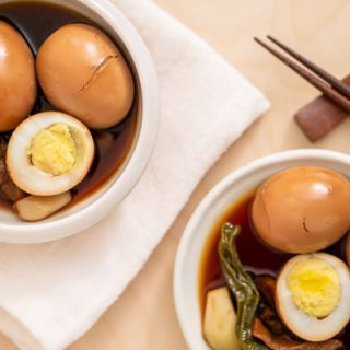 Gyeran Jangjorim (Korean Braised Eggs) – Korean Hostel in Spain