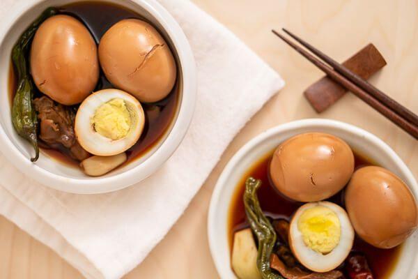Gyeran Jangjorim (Korean Braised Eggs) – Korean Hostel in Spain