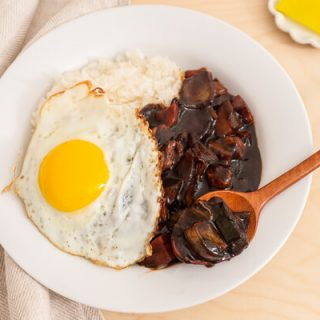 Jjajangbap (Korean Black Bean Sauce Over Rice) – Korean Hostel in Spain