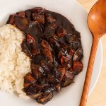 Jjajangbap (Korean Black Bean Sauce Over Rice)