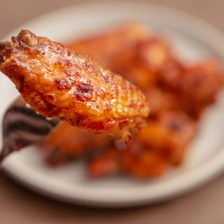 Korean Chicken with Galbi Sauce – from Korean Movie, Extreme Job